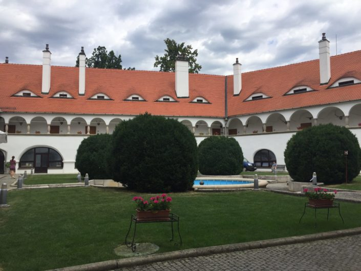 Manor House Topoľčianky