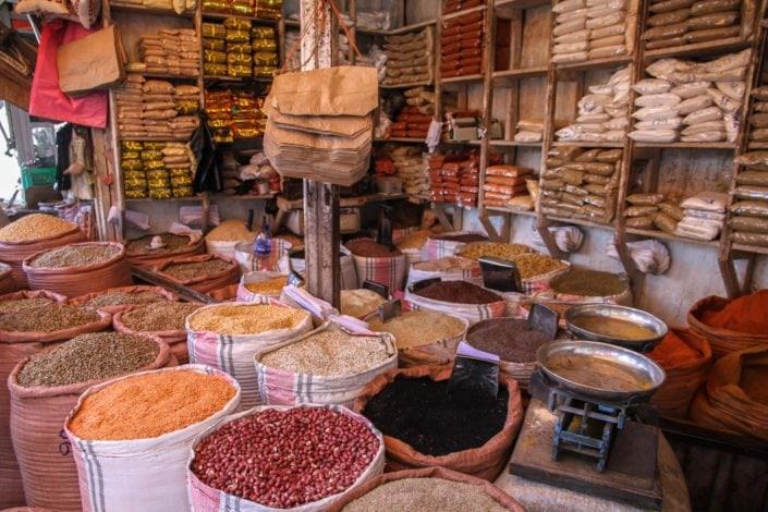 Addis Mercato, Africa's largest market