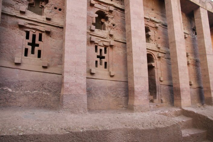 Rock-Hewn Church, Lalibela