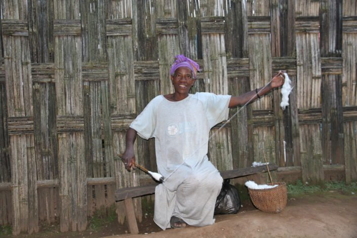 Dorse Tribe woman