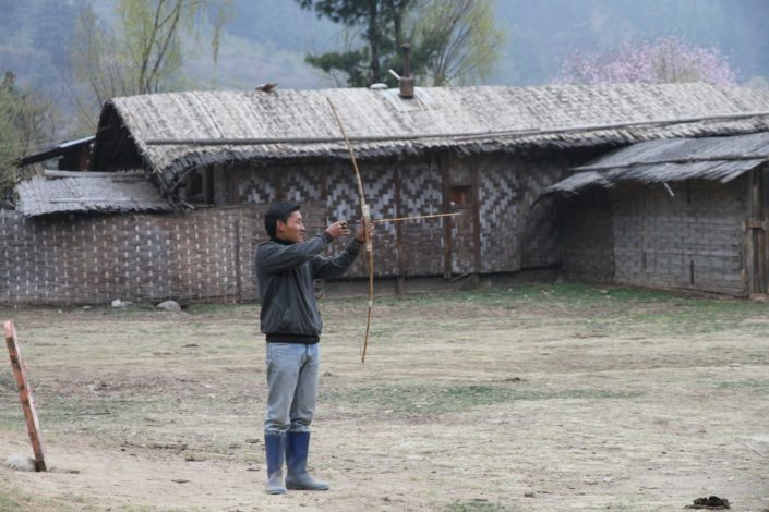 Bhutan archery is the national and most popular sport