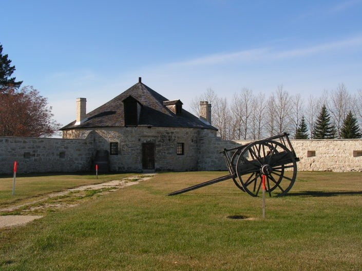 Fort Garry was a Hudson's Bay Company trading post in what is now downtown Winnipeg. It was established in 1822 and served as the centre of fur trade within the Red River Settlement.