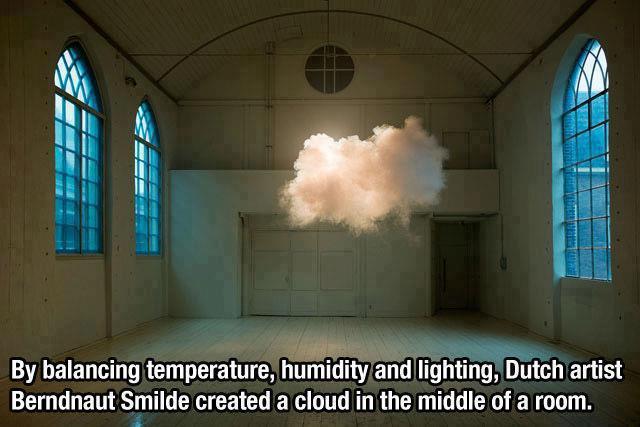 Artificial cloud