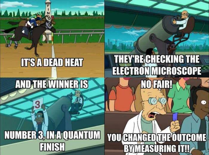 quantum finish